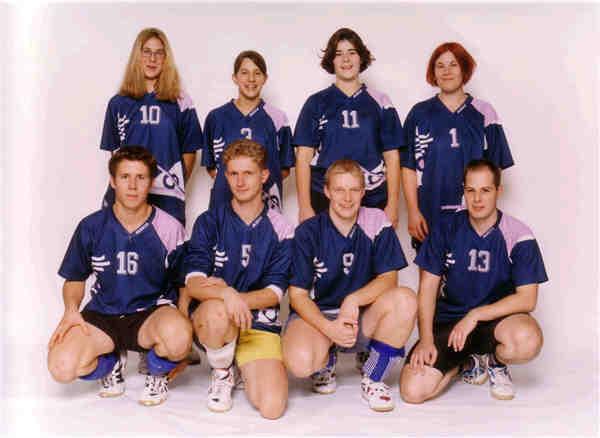 2. Mannschaft 1998
