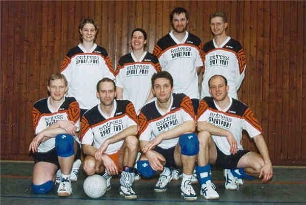 1. Mannschaft 2001
