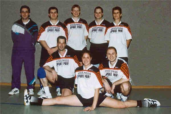 2. Mannschaft 2001
