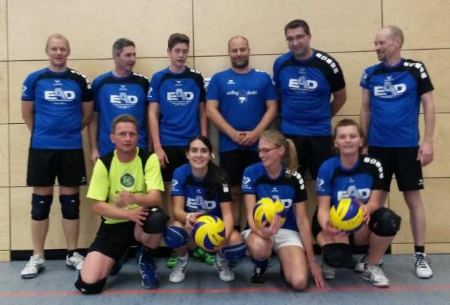 3. Mannschaft 2014/2015